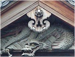 Drache am Ryutakuji Tempel, Mishima