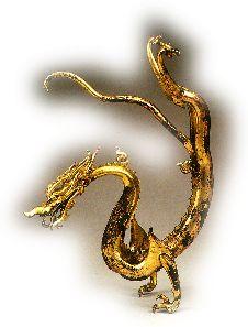 Drache Tang Dynasty