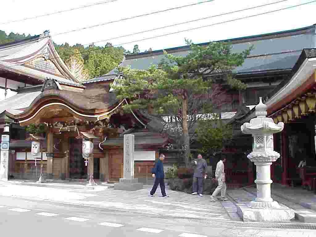 Koya-San Kasuga Stone Lantern