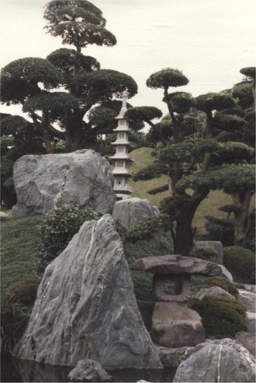 13 story Pagoda Kyoto National Museum