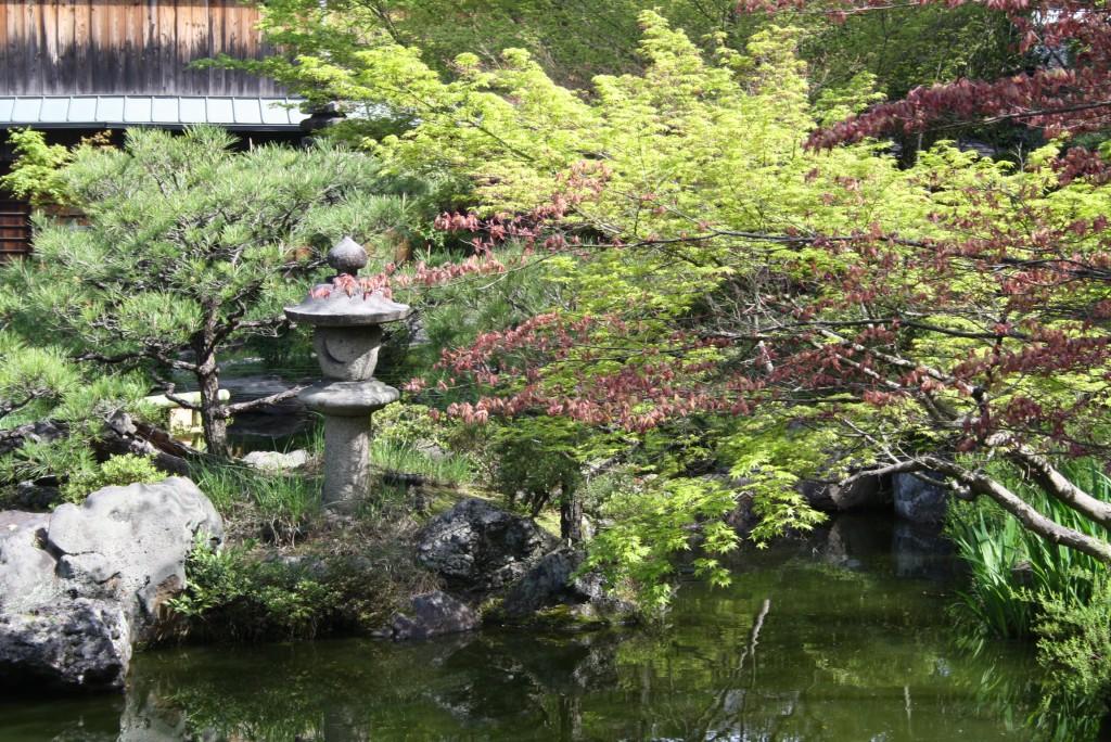Kyoto Steinlaternen
