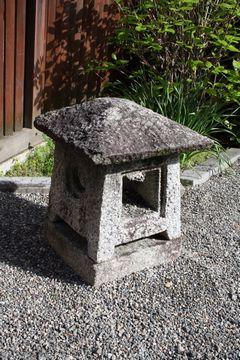 Kyoto Nittai-Ji Tempel Steinlaternen