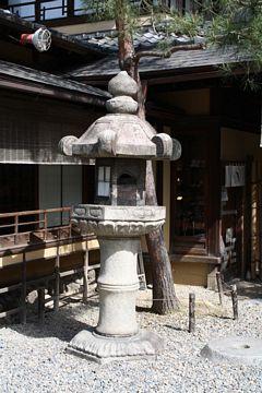 Kyoto Kasuga Steinlaternen