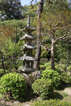 Kyoto Heian-Jingu Pagode