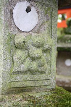 Nara Kasuga Schrein Steinlaternen