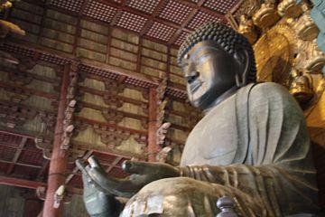 Nara Todaiji Daibutsu