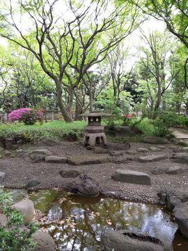 Tokyo Takahashikorekiyoo Memorial Park