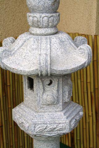 Kasuga Tempellaterne Detail