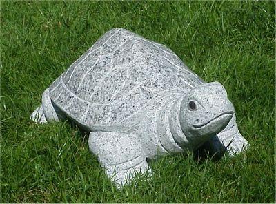 Schildkröte aus Granit