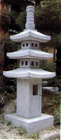 Tougata Stone Pagoda